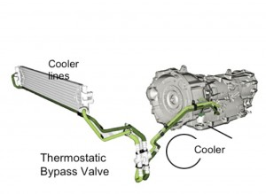 Thermostatic Bypass Valve
