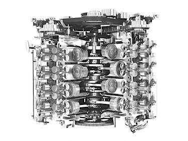 jaguar v8 service xf engine