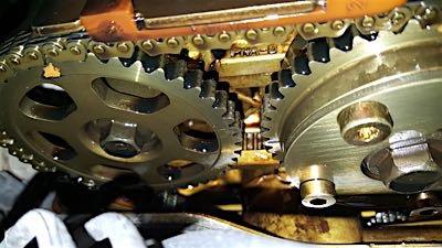 P0341 Code: Honda Accord Timing Chain Service