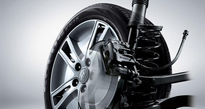 hyundai wheel bearing