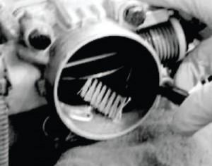 Kia Fuel System Tech Tip: Throttle Body Cleaning Procedure