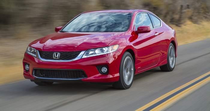2015 Honda Accord EX-L V-6 Coupe