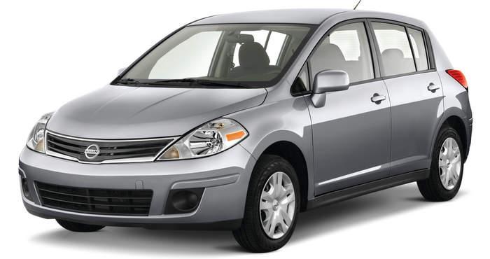 Nissan Versa alignment