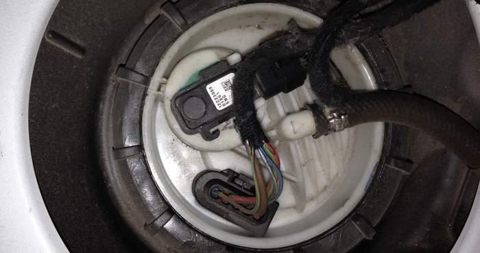 Mercedes Benz Fuel System Diagnostics