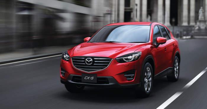 Mazda C5