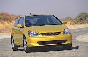 2002 Honda Civic PCM diagnostics