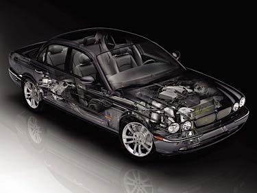 jaguar 4.0-liter and 4.2-liter v8 engine service