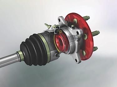 front-wheel-hub-bearing