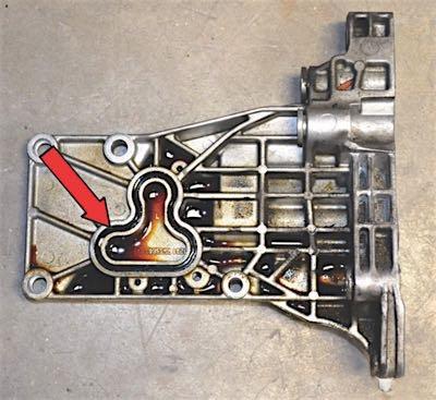 bmw v8 engine cover gasket