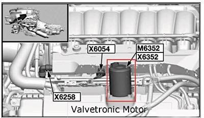 bmw v8 engine oil leaks valvetronic