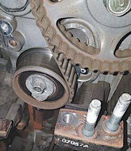 Timing Belt Replacement: Case Study Test Job Has Dual Benefit