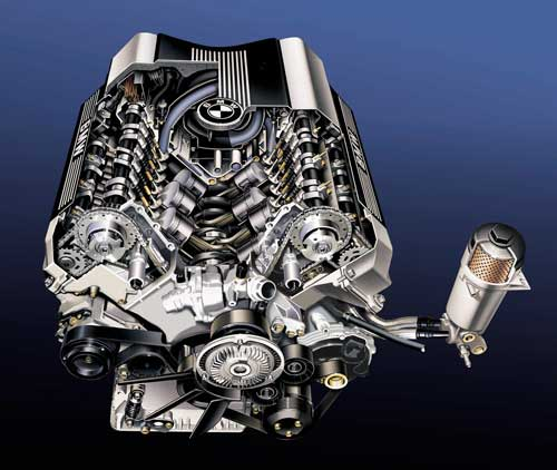 BMW: VANOS Variable Valve Timing Diagnostics