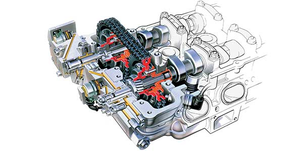 BMW: VANOS Variable Valve Timing Diagnostics