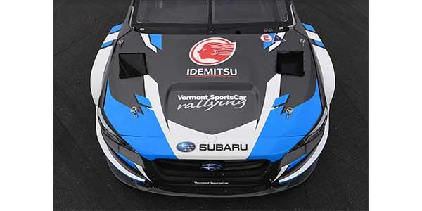Subaru Rally Team Usa Welcomes Idemitsu Lubricants America As