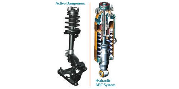 Advanced Import Ride Control Diagnostics And Replacement