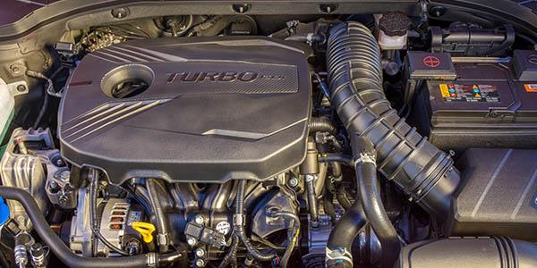 Hyundai Turbocharged Theta And Gamma Engines