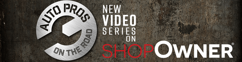 Auto Pros on the Road Video Series Banner