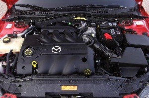 Mazda6 and Mazda3 Driveability Diagnostics, Electronic Throttle Control