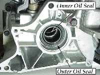 Tech Tip: Hyundai Automatic Transaxle Oil Leak Between