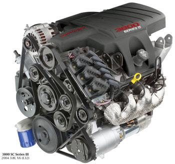 GM 3.8 l v6 Engine | Rear Engine Diagram 3800 V6 Engine |  | Import Car